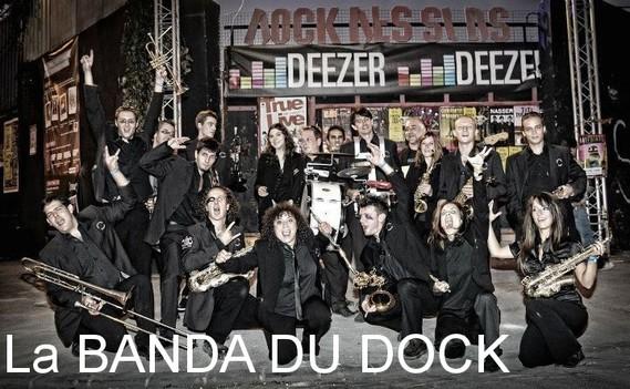 la banda du dock