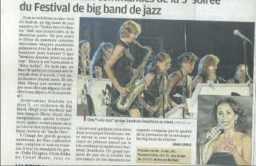 ladies jazz orchestra