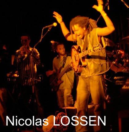 NICOLAS LOSSEN