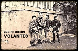 LES FOURMIS VOLANTES