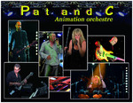 Pat and C, orchestre variété