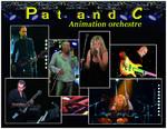 Pat and C, orchestre variété
